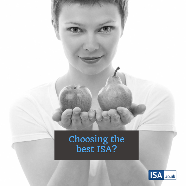 How to choose the best ISA?