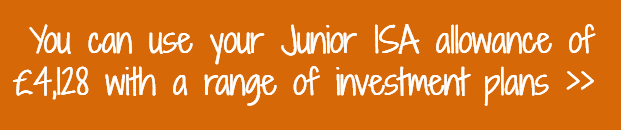 Junior ISA investment